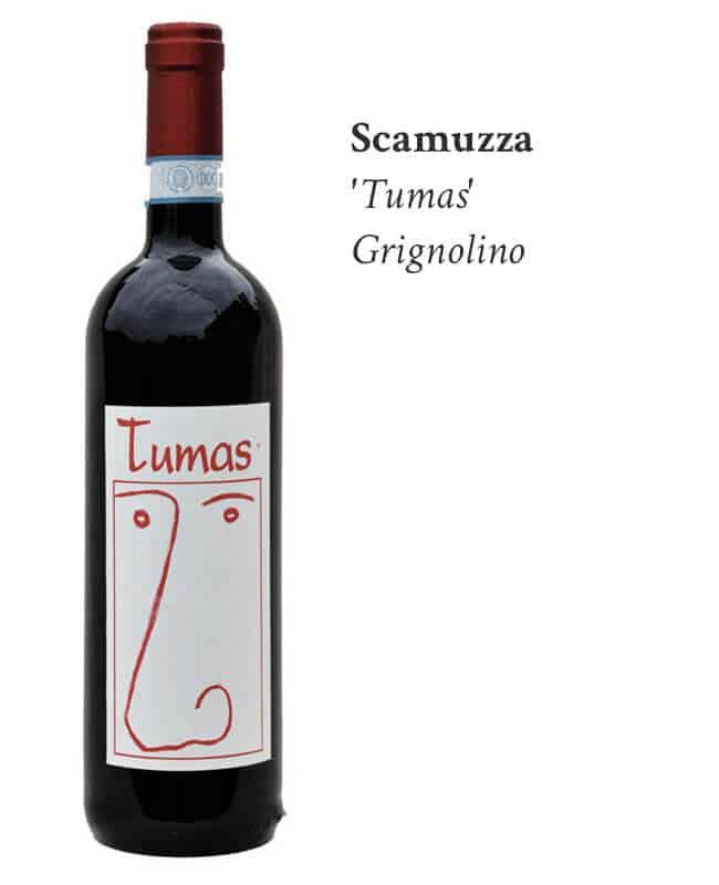 Scamuza Grignolino