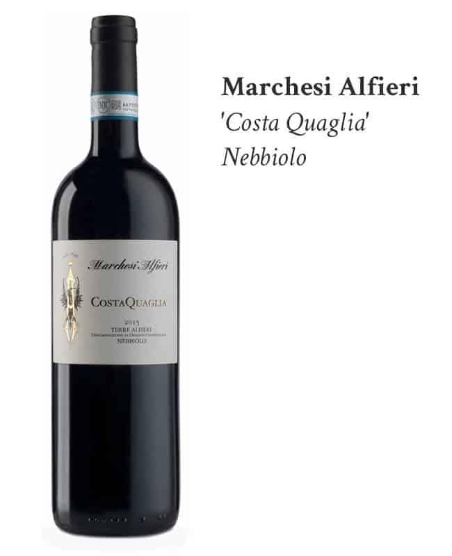 Marchesi Alfieri Nebbiolo