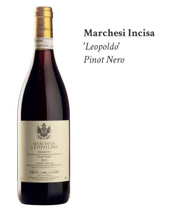 Incisa Pinot Nero