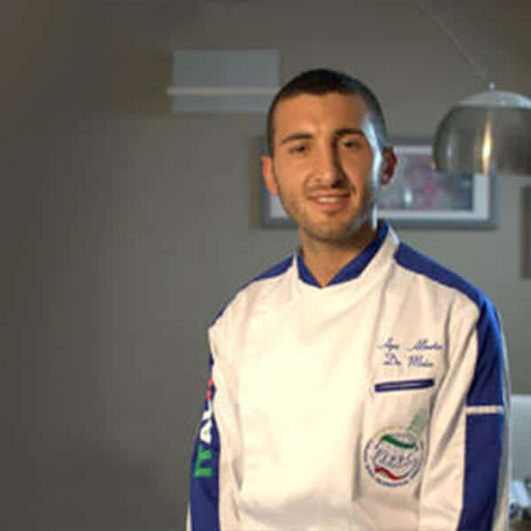 Chef - Albert de Maio