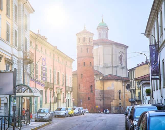 Asti Town Square