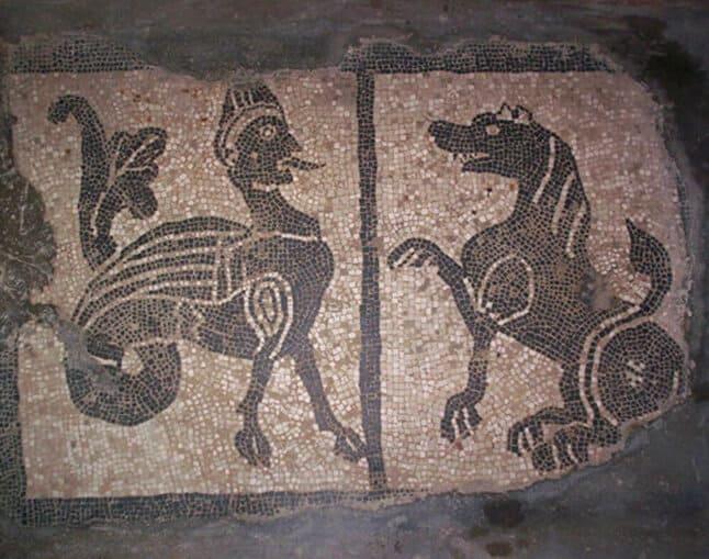 Grazzano Badoglio Mosaic